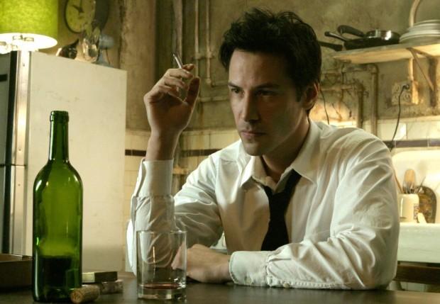 Keanu Reeves som Constantine