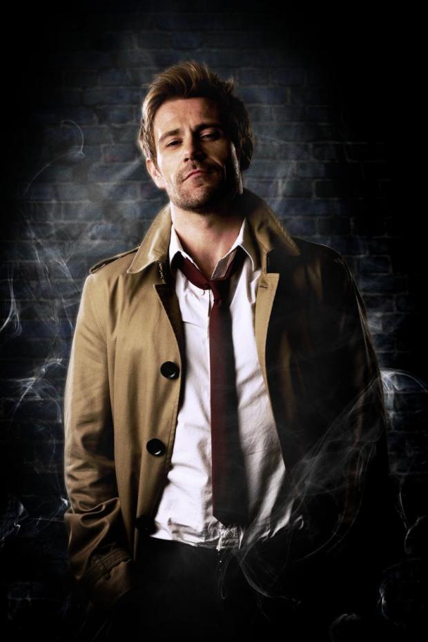 Matt Ryan som Constantine