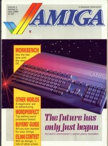 Amiga 500 annons