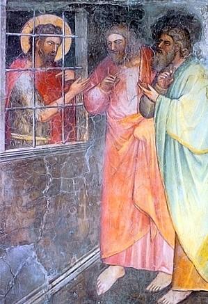 Johannes i fängelset