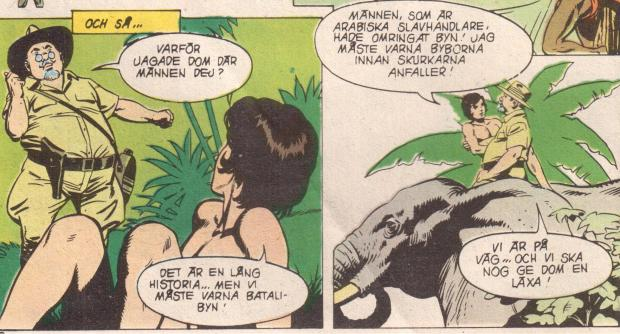 Tarzan och slavhandlarna 2