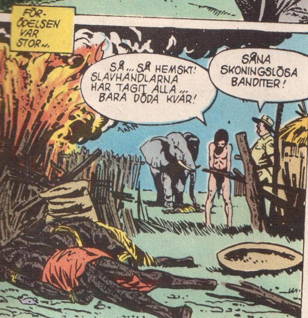 Tarzan och slavhandlarna 3