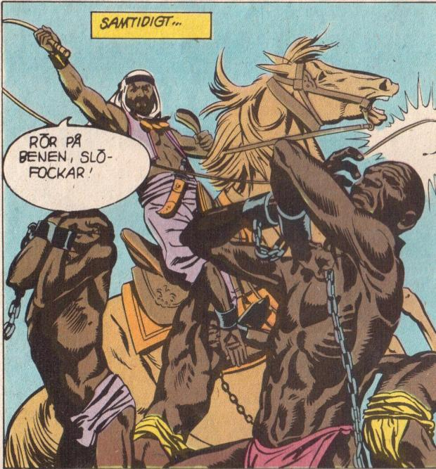 Tarzan och slavhandlarna 4