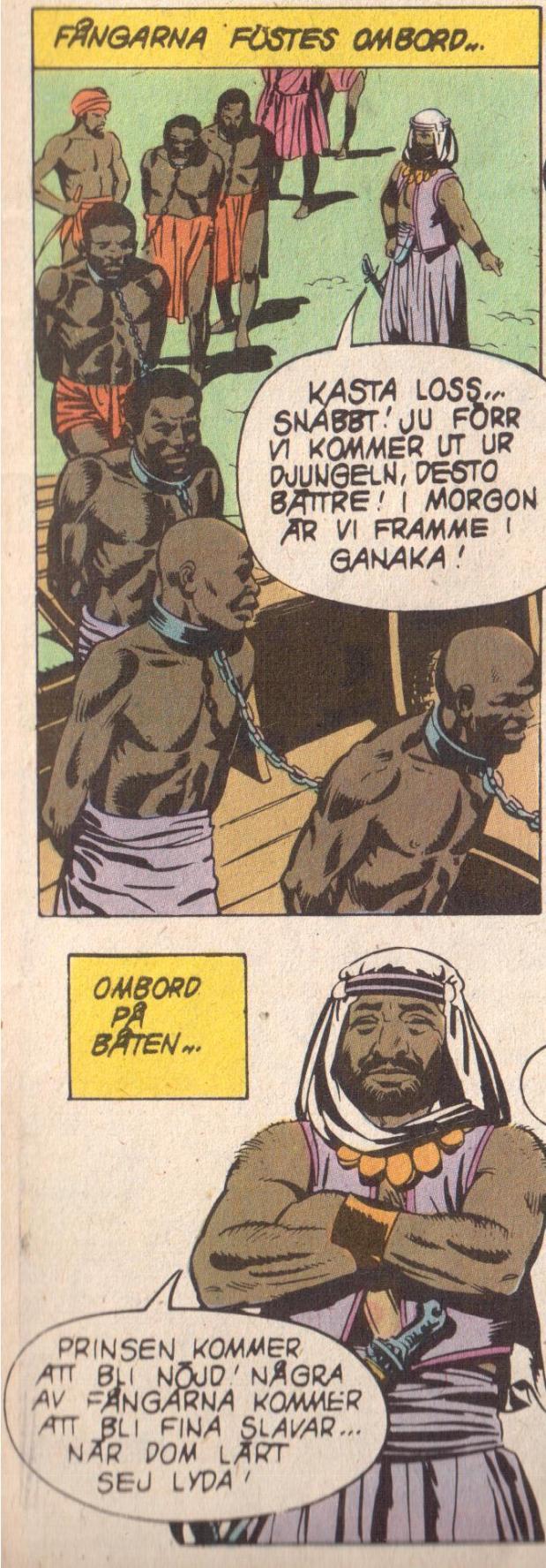 Tarzan och slavhandlarna 5