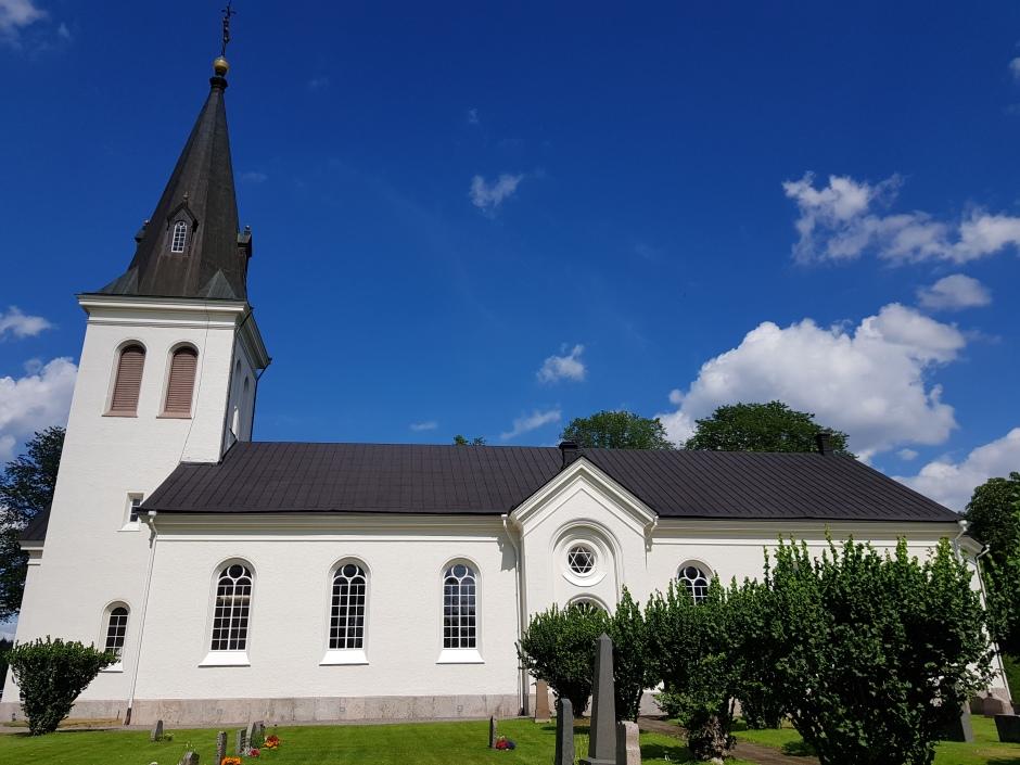 Kyrka, Richard Sörman