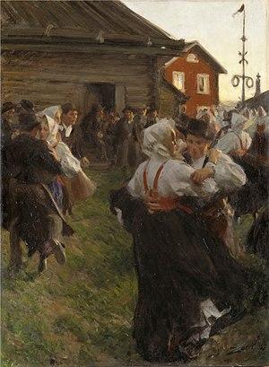 Midsommardansen