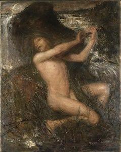 Näcken av Ernst Josephson